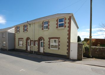 Thumbnail 2 bed semi-detached house for sale in Calf Street, Torrington