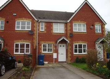 Thumbnail 2 bed town house to rent in Commonside Close, Stafford