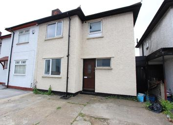 Thumbnail 4 bed semi-detached house for sale in Russell Gardens, Ley Street, Ilford