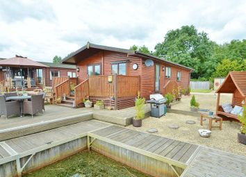 Thumbnail 3 bed mobile/park home for sale in Whelford Road, Fairford, Gloucestershire.