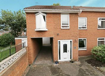 Thumbnail 4 bedroom terraced house for sale in Lodge Close, Hessle