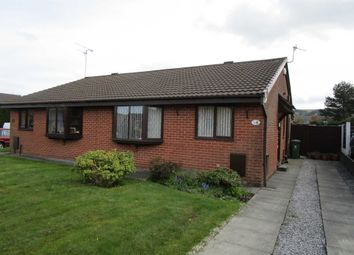 Thumbnail 2 bedroom semi-detached bungalow to rent in Buckinghamshire Park Close, Shaw, Oldham