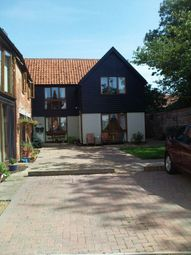 Thumbnail 2 bed barn conversion for sale in Middleton Street, Wymondham