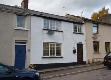 Thumbnail 3 bed terraced house to rent in 13 Llanbedr Road, Crickhowell, Powys