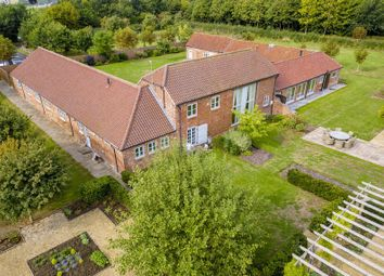 Thumbnail 5 bed detached house for sale in Rowe Farm, Long Bennington