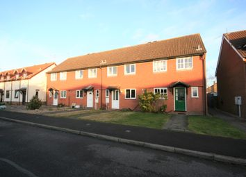 Thumbnail 2 bed terraced house to rent in Fairfield Close, Spalding
