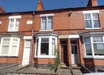 Thumbnail 2 bed terraced house for sale in Spencer Street, Oadby, Leicestershire
