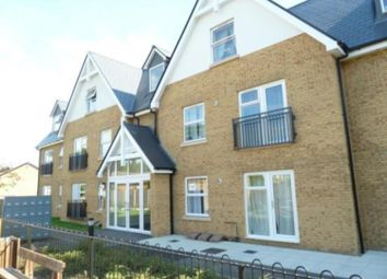 Thumbnail 2 bed flat to rent in Tanners Close, Crayford, Kent