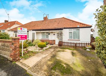 Thumbnail 3 bedroom semi-detached bungalow for sale in Howards Hill, Cromer