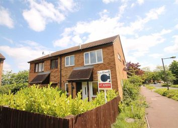 Thumbnail 1 bed terraced house to rent in Clay Hill, Two Mile Ash, Two Mile Ash Milton Keynes