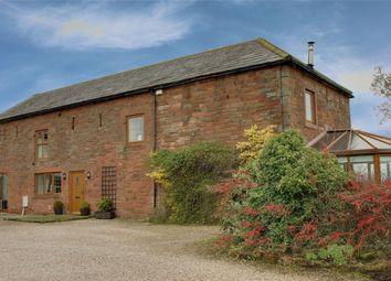 Thumbnail 4 bed detached house for sale in The Dairy, Scuggar House Farm, Durdar Road, Carlisle, Cumbria