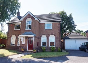 Thumbnail 4 bed detached house for sale in Warrington Close, Walmley, Sutton Coldfield