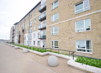 Thumbnail 2 bed flat to rent in Hopton Road, Woolwich, London
