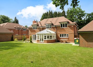 Thumbnail 5 bed detached house to rent in Redwood House, Morningside Close, Virginia Water, Surrey