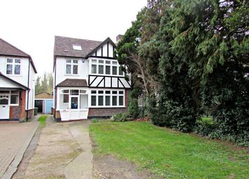 Thumbnail 4 bed semi-detached house for sale in Denmark Road, Carshalton