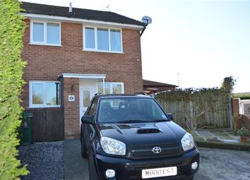 Thumbnail 1 bed semi-detached house to rent in Barley Field, Clayton Brook, Chorley