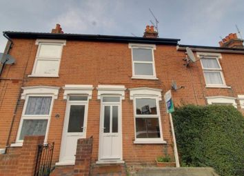 Thumbnail 3 bed terraced house to rent in Suffolk Road, Ipswich