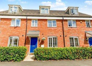 Thumbnail 3 bed terraced house for sale in Mayfly Road, Pineham, Northampton, Northamptonshire