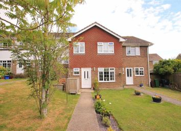 Thumbnail 3 bed terraced house for sale in Lynwood Close, St Leonards-On-Sea, East Sussex
