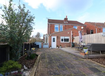 Thumbnail 2 bedroom semi-detached house for sale in High Street, Upton, Gainsborough