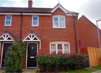 Thumbnail 3 bed semi-detached house for sale in Jute Gardens, Shefford
