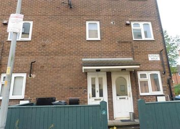 Thumbnail 3 bedroom town house to rent in Elmdale Walk, Manchester