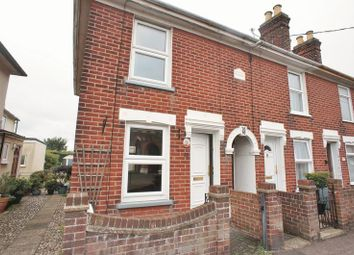 Thumbnail 2 bed semi-detached house to rent in Chapel Road, Brightlingsea, Colchester