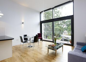 Thumbnail 2 bed flat to rent in The Green Way Building, Clarence Lane, Roehampton, London