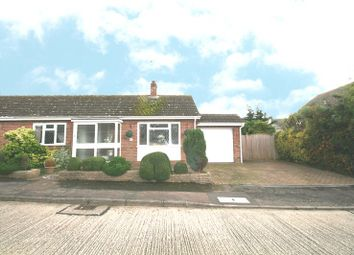 Thumbnail 2 bed semi-detached bungalow for sale in Margarets Close, Brightlingsea, Colchester