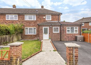 Thumbnail 4 bed end terrace house for sale in The Hollands, Thatcham, Berkshire
