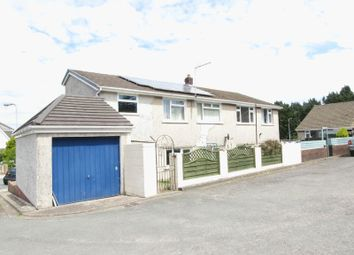 Thumbnail 4 bed semi-detached house for sale in Llanover Road, Michaelston-Super-Ely, Cardiff