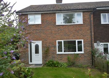 Thumbnail 3 bed semi-detached house to rent in New Road, Rotherfield, Crowborough