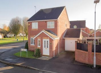 Thumbnail 3 bed detached house for sale in Viyella Mews, Hucknall, Nottingham, Nottinghamshire