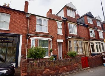 Thumbnail 3 bed terraced house for sale in Newark Road, Lincoln