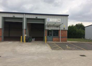 Thumbnail Light industrial to let in Unit 15, Elm Court, Newbridge Road, Ellesmere Port