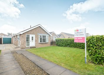 Thumbnail 2 bedroom detached bungalow for sale in Forestgate, Haxby, York