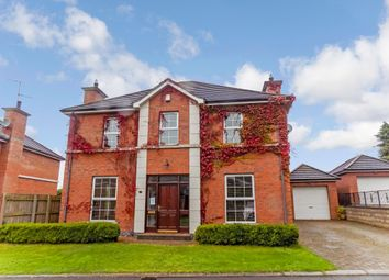 Thumbnail 3 bed detached house for sale in Kensington Close, Lisburn