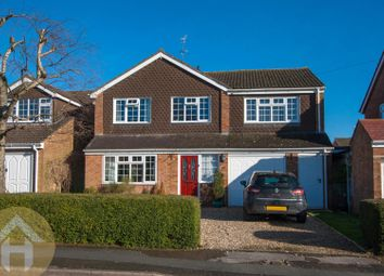 Thumbnail 5 bedroom detached house for sale in Shakespeare Road, Royal Wootton Bassett, Swindon