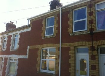 Thumbnail 1 bed terraced house to rent in Smith Street, Maesteg