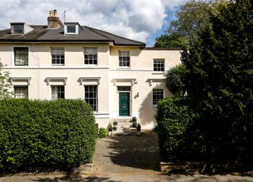 Thumbnail 6 bed semi-detached house for sale in Claremont Road, Surbiton