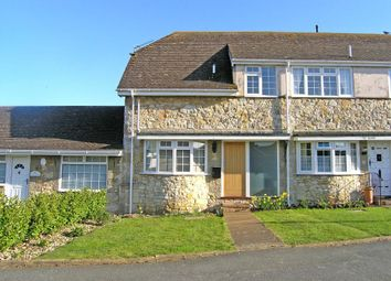 Thumbnail 3 bed terraced house for sale in Howgate Road, Bembridge, Isle Of Wight