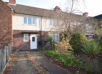 Thumbnail 2 bed terraced house to rent in Abbey Road, West Bridgford, Nottingham
