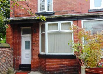 Thumbnail 3 bedroom end terrace house for sale in Ewan Street, Gorton, Manchester