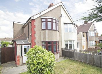 2 bed semi-detached house for sale in East Rochester Way, Sidcup DA15