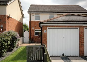 Thumbnail 3 bed semi-detached house for sale in August Place, South Shields