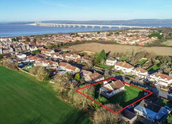 Thumbnail 3 bed detached bungalow for sale in Church Road, Severn Beach, Bristol