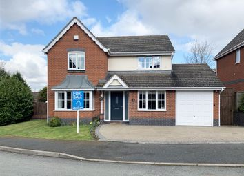 4 bed detached house for sale in Candleberry Meadow, Ketley TF1