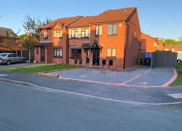Thumbnail 2 bed terraced house for sale in Helen Sharman Drive, Stafford