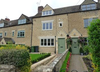Thumbnail 3 bed terraced house for sale in Woodmancote, Dursley