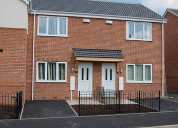 Thumbnail 2 bed town house to rent in Shannon Square, Chaddesden, Derby
